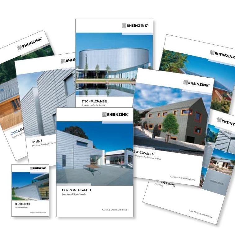 Planning en toepassing brochures download